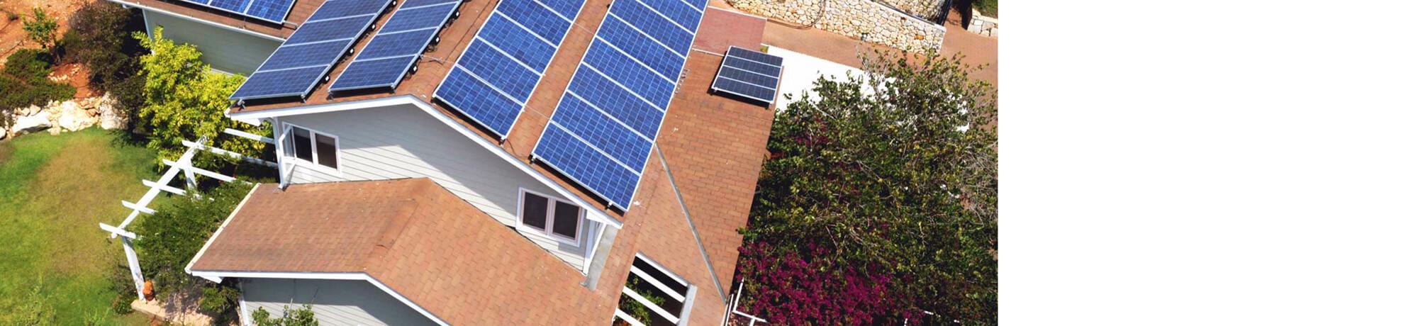 המוצרים והשירותים של SolarEdge